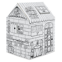 Bankers Box Cardboard Playhouse - Treats-N-Eats