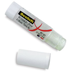 Wrinkle-Free Glue Sticks, Pkg of 2