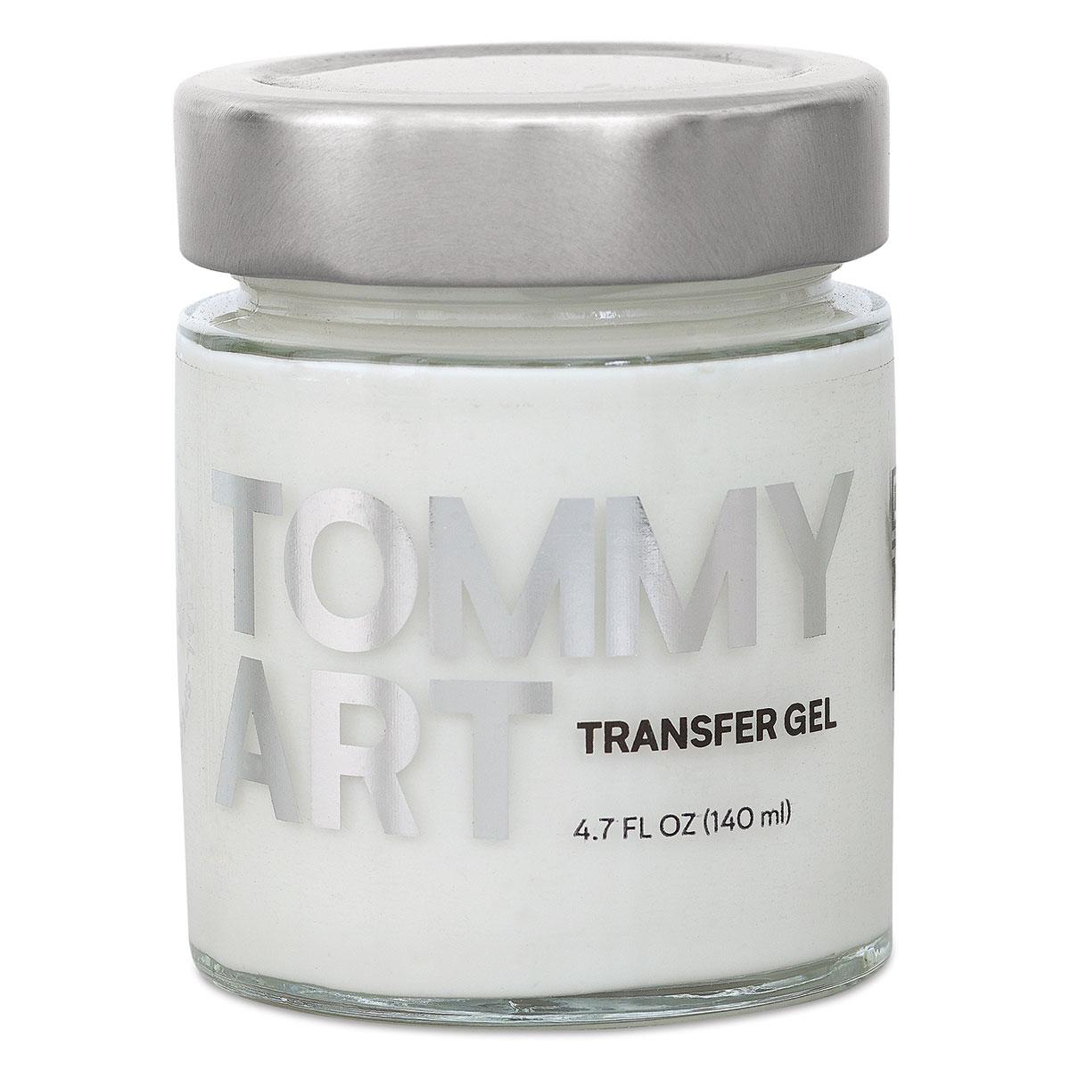 Tommy Art DIY System - Transfer Gel, 140 ml