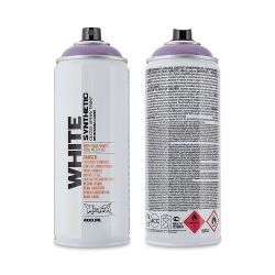 Montana White Spray Paint - Sweet Violet, 400 ml can
