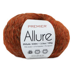 Premier Yarn Allure Yarn - Rust