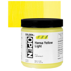 Hansa Yellow Light