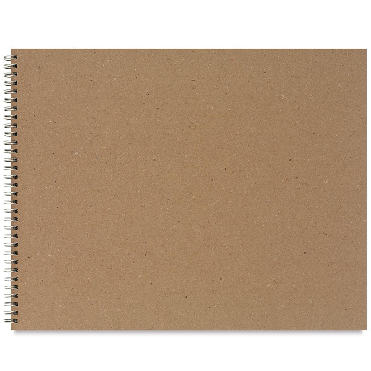 Spiral-Bound Scrapbook