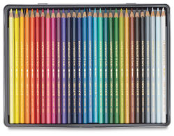 Aquarelle Pencils, Set of 30