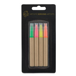 Blick Artists Serving Artists Highlighters - Pkg of 4