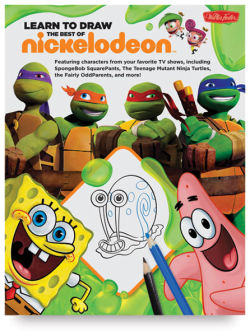 Learn to Draw the Best of Nickelodeon - Paperback