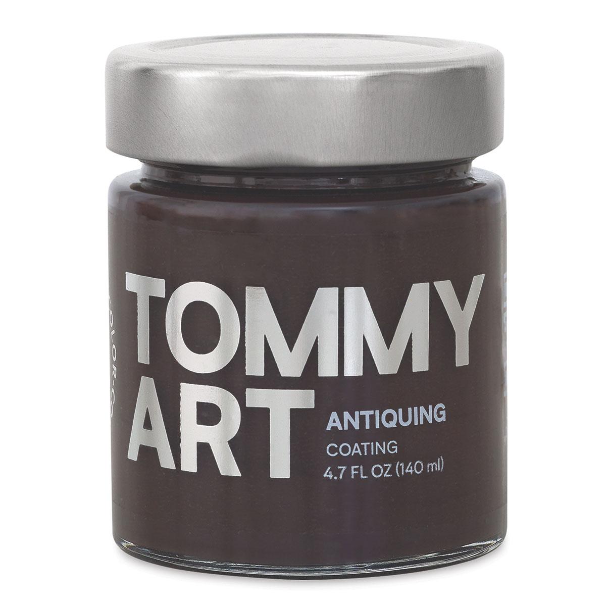 Tommy Art DIY System - Antiquing Coating, 140 ml