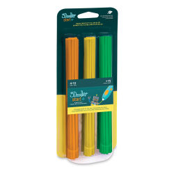 3Doodler Start EDU Refill Strands - Tropical Colors, Pkg of 75