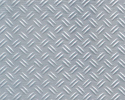 Plastruct Patterned Sheets, Double Diamond Plate, 1:16 Scale