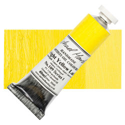 Michael Harding Artists Oil Color - Bright Yellow Lake, 40 ml tube