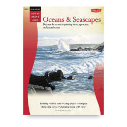 Oil & Acrylic: Oceans & Seascapes (Paperback)
