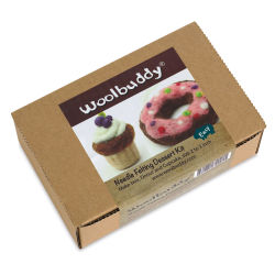 Woolbuddy Needle Felting Kit - Dessert Kit
