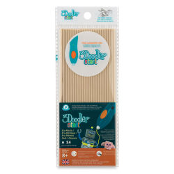 3Doodler Start EDU Refill Strands - Beige, Pkg of 24