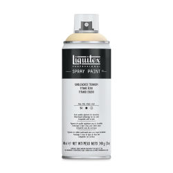 Liquitex Professional Spray Paint - Unbleached Titanium, 400 ml can