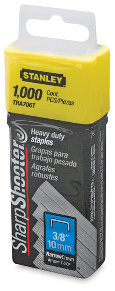 Sharpshooter TRA Staples, Box of 1000