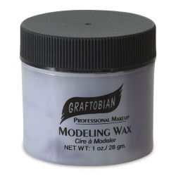 Graftobian Modeling Wax - Blood, 1 oz