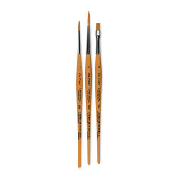 Da Vinci Artist Brush Set - Universal, Set of 3