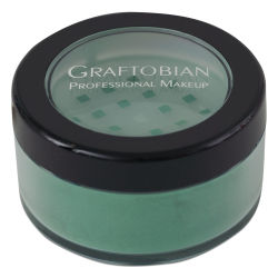 Graftobian Large Luster Powder - Emerald Eclipse