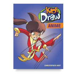 Kids Draw Manga Series