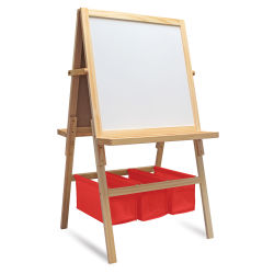 Blick Studio Adjustable Activity Easel - Natural