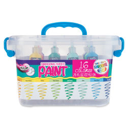 Tulip Dimensional Fabric Paint Set - Big Box Party Kit