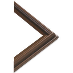 Blick Bella Wood Frame - 12'' x 16'' x 3/8'', Walnut
