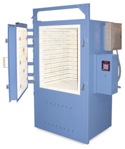 Paragon Super Dragon Digital Front-Loading Kiln, 208V-1PH - 208V, 1Ph, 36''H x 27''W x 27''D