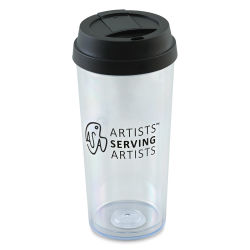 Artists Serving Artists Travel Cup