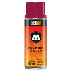 Molotow Belton Spray Paint - 400 ml Can, Amaranth Red