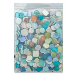 Diamond Tech Pebble Mix - Beachside Mix, 3 lb