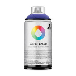 MTN Water Based Spray Paint - Primary Blue Dark, 300 ml Can