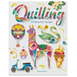 Quilling 20 Beautiful Designs Book Cover