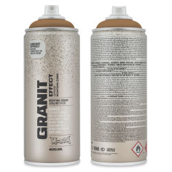 Montana Granit Effect Spray - Brown, 11 oz