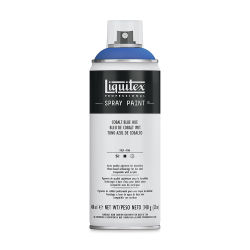 Liquitex Professional Spray Paint - Cobalt Blue Hue, 400 ml can
