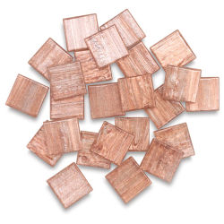 Metallic Tiles, Bag of 24