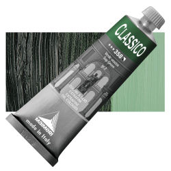 Maimeri Classico Oil Color - Sap Green, 60 ml tube