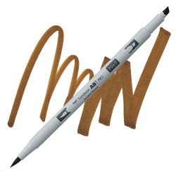 Tombow ABT PRO Alcohol Marker - Chocolate, P969