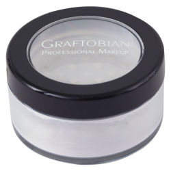 Graftobian Large Luster Powder - Opal Ice
