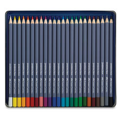 Faber Castell Goldfaber Aqua Watercolor Pencil - Set of 24