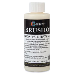 Brusho Mediums - Aquawax, 100 ml