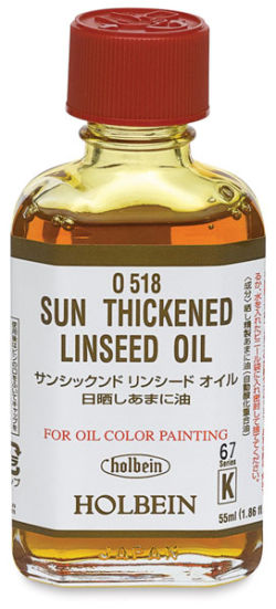 Sun Thickened Linseed Oil