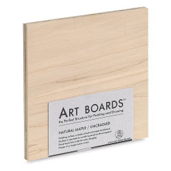Art Boards Natural Maple Panel - Uncradle