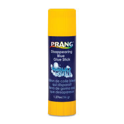 Prang Glue Stick - Blue, 1.27 oz