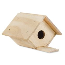 Darice Wood Model Kit - Birdhouse