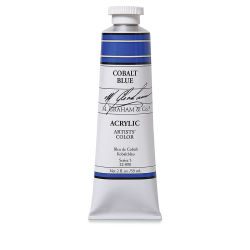 M. Graham Artists' Acrylics - Cobalt Blue, 2 oz