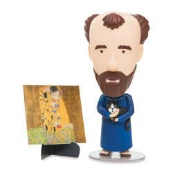 Art History Heroes Figurine Collection - Gustav Klimt