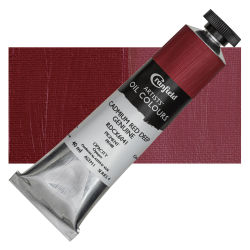 Cranfield Artists' Oils - Cadmium Red Deep Genuine, 40 ml, Tube