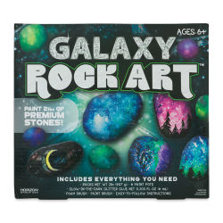Horizon Rock Art Kit - Galaxy Rock Art