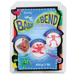SuperFlex Bake & Bend, Set of 8 Colors