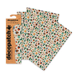 "DecoPatch Papers - Bug, Package of 3, 12"" x 16"""